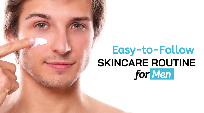Korean Skincare Routine for Men
